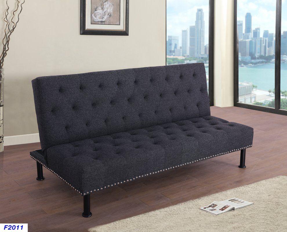 Camron Futon Bed Convertible Sofa In