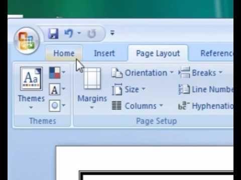 Microsoft Word 2007 Tips Tricks Microsoft Word 2007 Microsoft Office Word Word 2007