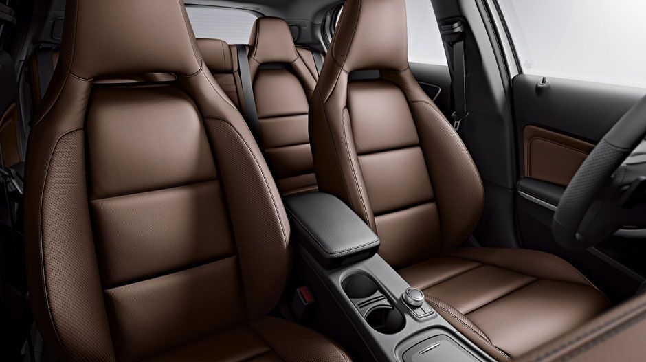 2015 Mercedes-Benz GLA Interior. | Riding in style... | Pinterest ...