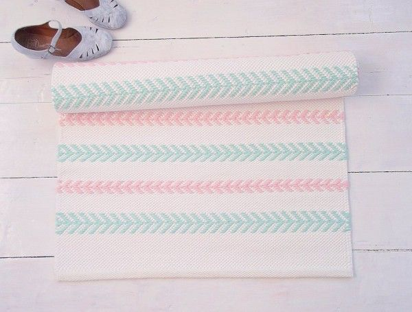 Tapis chambre bébé : 29 tapis vraiment craquants ! | Weaving ...