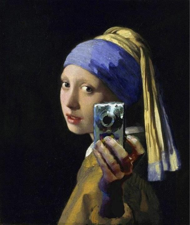 Photo of Girl With The Pearl Earring's Facebook Profile Pic