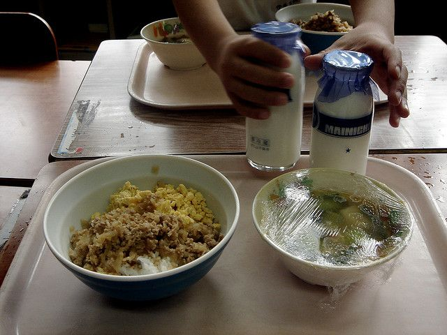 School Lunches From Around The World