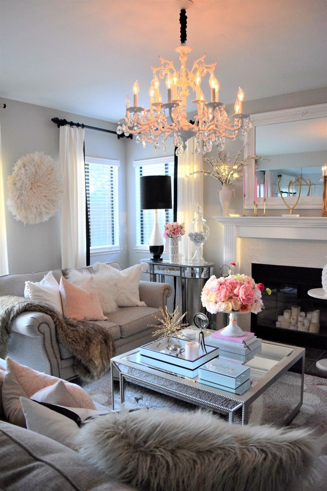Home And Fabulous New Year New Ideas Apartment Living Room Living Room Inspiration Elegant Living Room