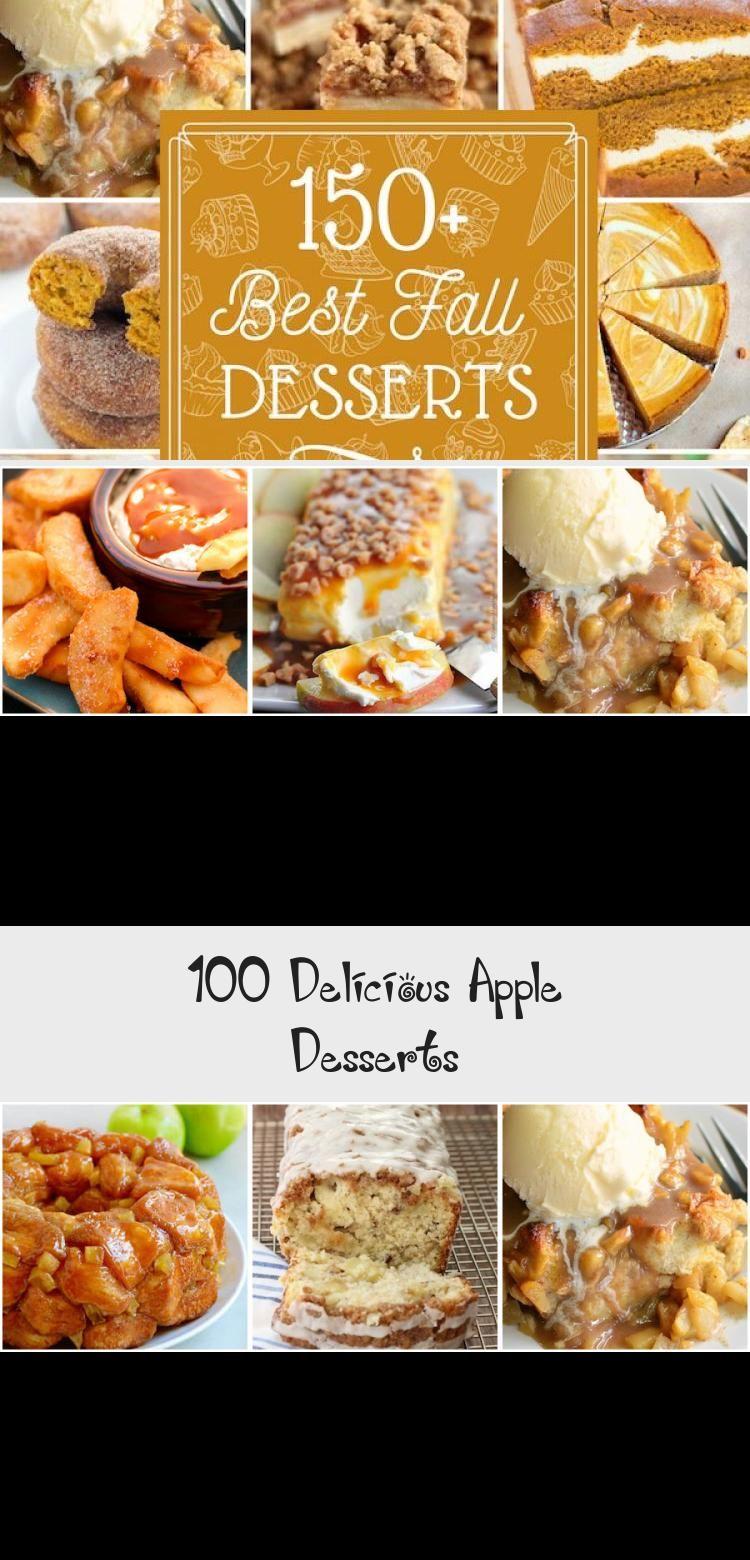 100 Delicious Apple Desserts 100 Best Apple Desserts