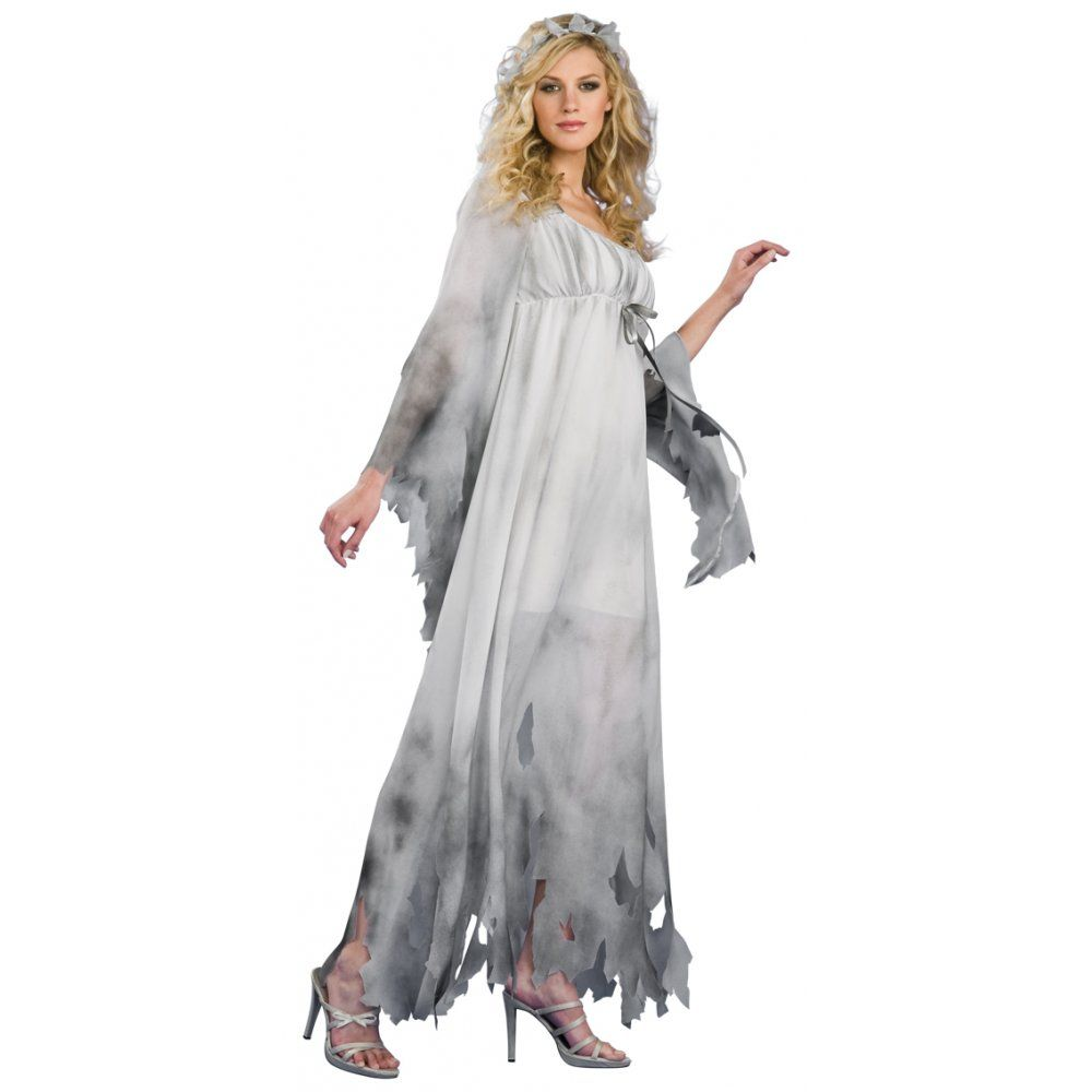 Ghostly Bride Costume Cape available on Amazon. Description from…
