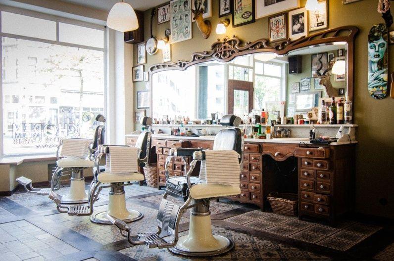 Best Of Barber Shop 2015 Hair Beauty Imsalon At Barber Shop Barber Design