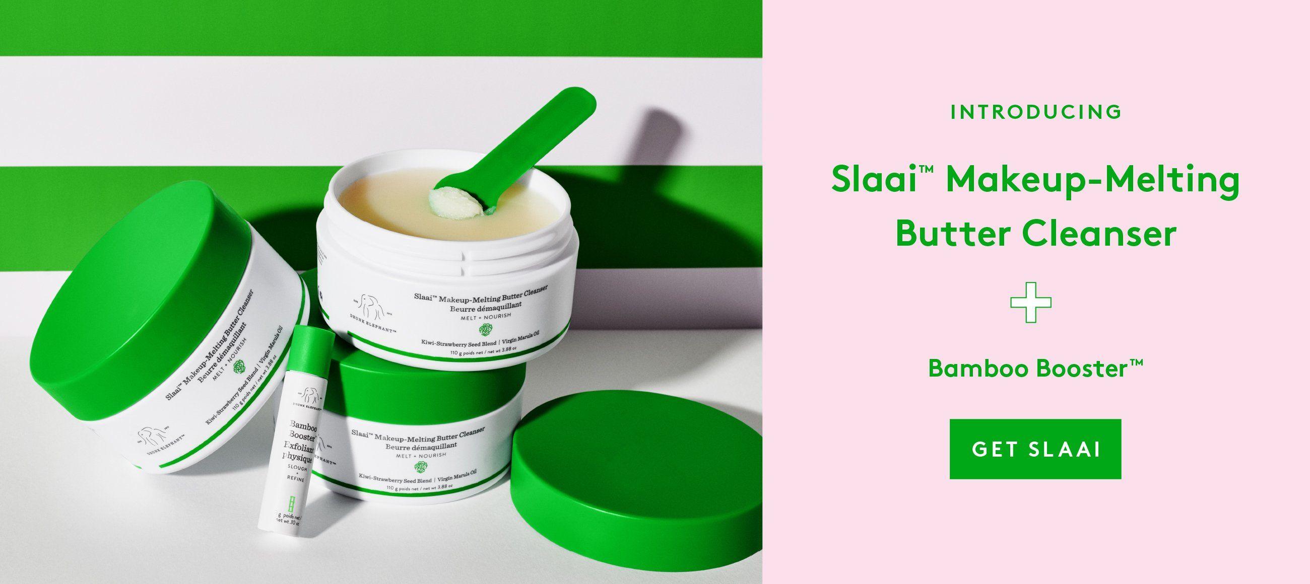 Slaai™ MakeupMelting Butter Cleanser Cleanser, The balm