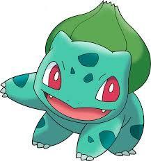 Resultado de imagen para bulbasaur pokemon