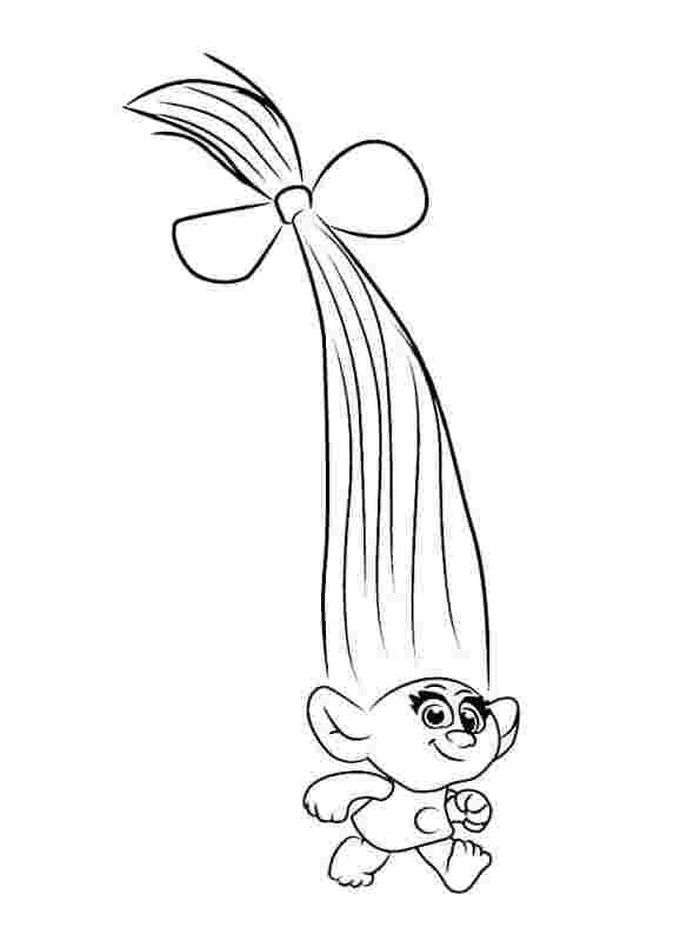 Coloring Pages Of Old School Trolls Poppy Coloring Page Coloring Pages Coloring Pages For Kids