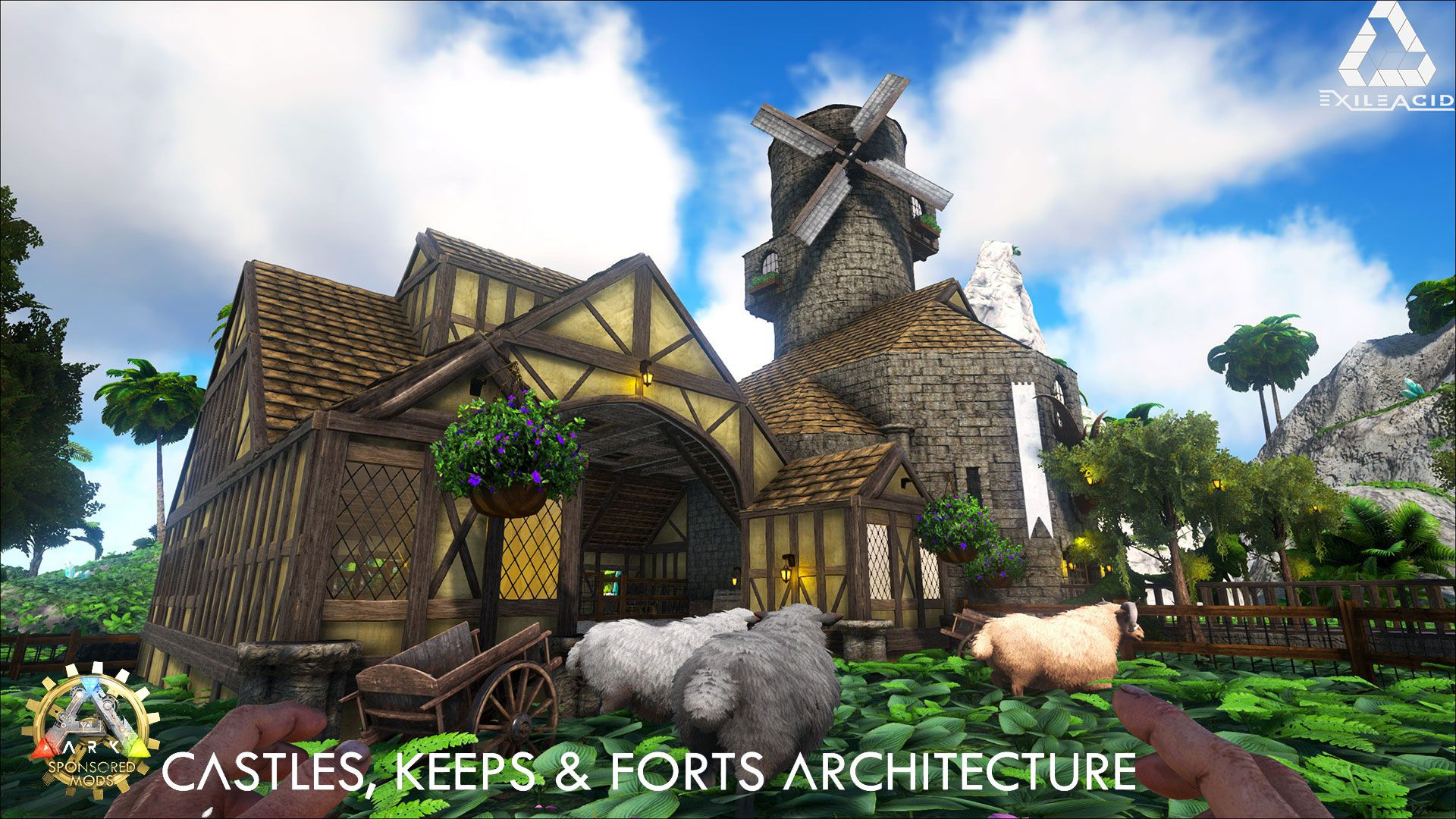Exceptional Steam Workshop :: Castles, Keeps, And Forts Medieval Architecture