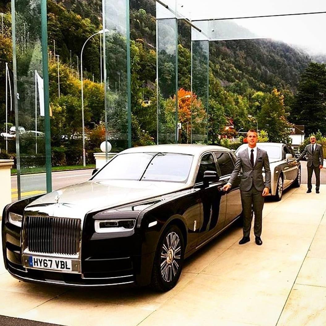 Pin Di Rolls Royce