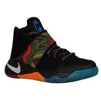 01b1effde7c8 Nike Kyrie 2 - Boys  Grade School - Kyrie Irving - Black   Multicolor