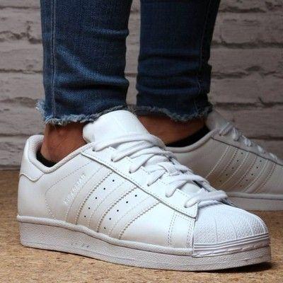 Buty Sneakersy Adidas Damskie Superstar B23641 6611073203 Oficjalne Archiwum Allegro Adidas Superstar Sneaker Adidas Adidas Sneakers