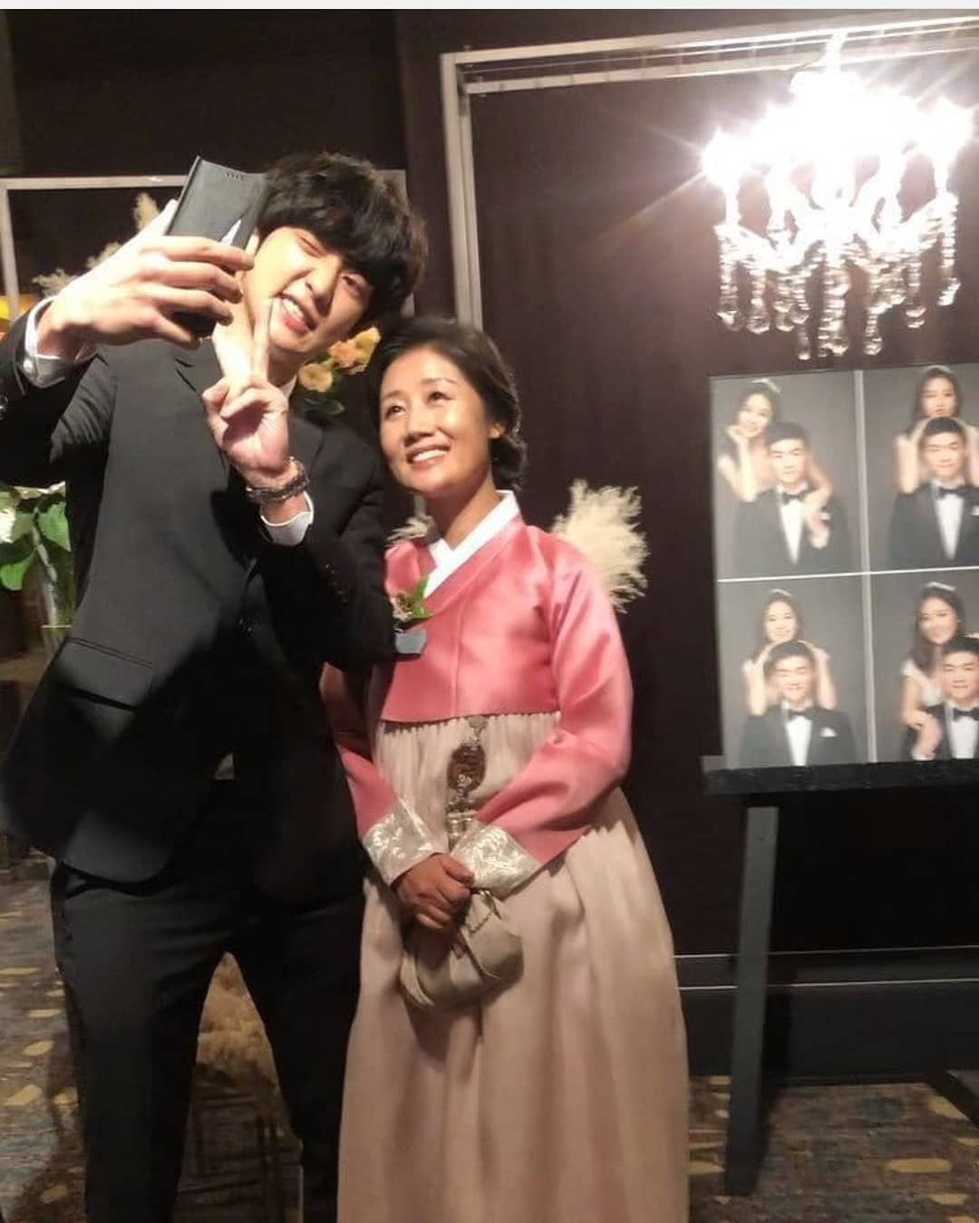 Korean Celebrity Wedding Photos: Chan.Yeol'sbae (@chan.yeolsbae