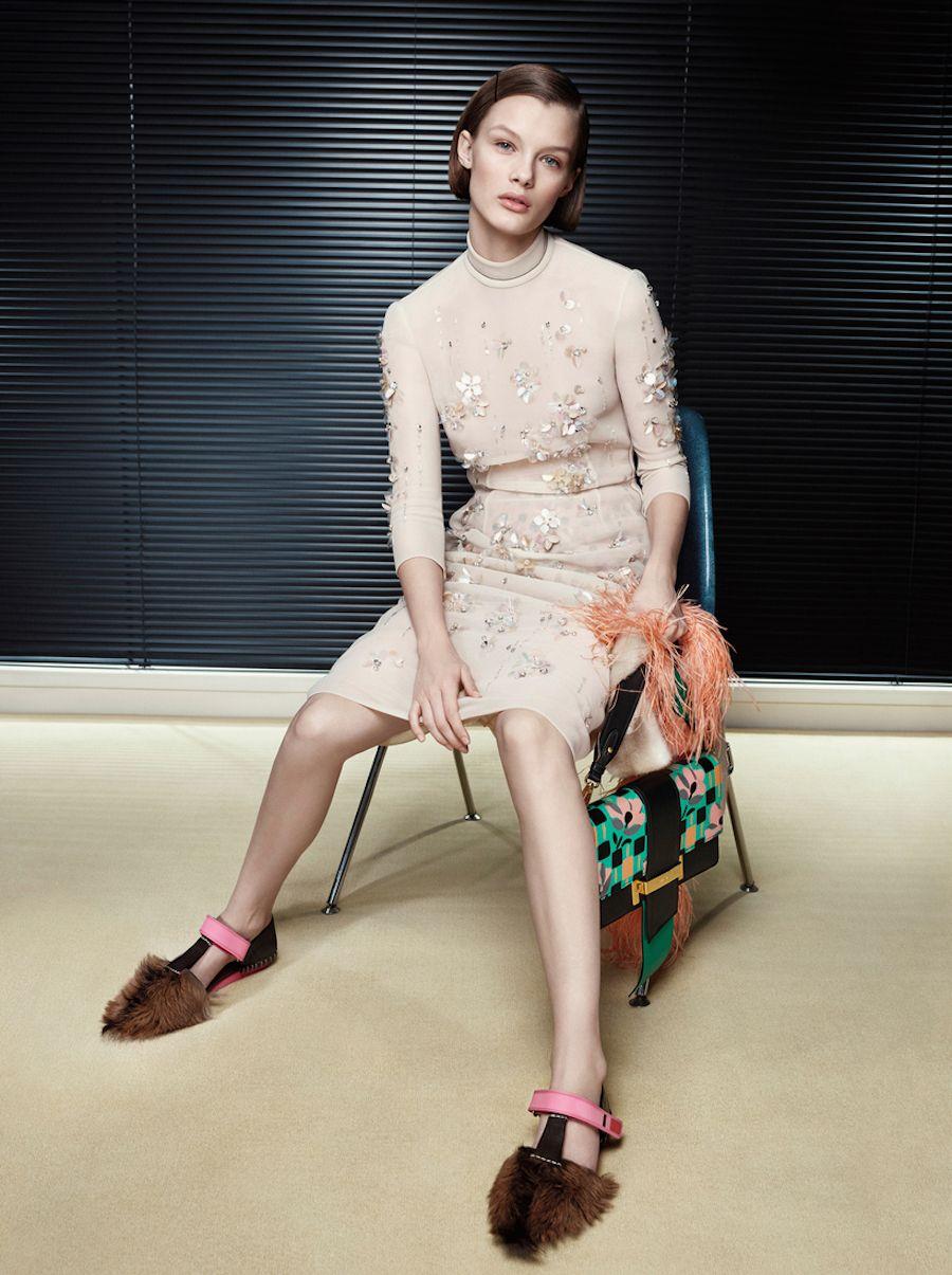Top models fall 2017 campaigns