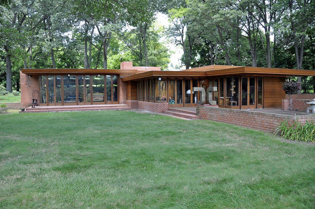 Flw Smith Hse Dsc0031 Usonian House Frank Lloyd Wright Design