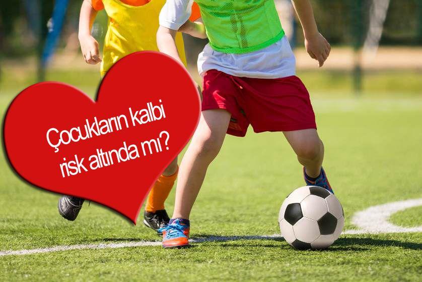 Spor yaparken ya da arkadaşları ile oyun oynarken kalp krizi geçiren çocukları duyuyoruz. Bilimsel olarak çocukların kalbi ne kadar risk altında?