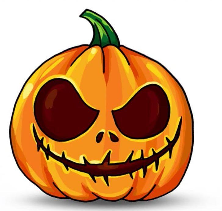Drawing Pumpkin Draw So Cute Cuteness Halloween Png Clipart Art Pumpkin Drawing Halloween Drawings Cute Drawings