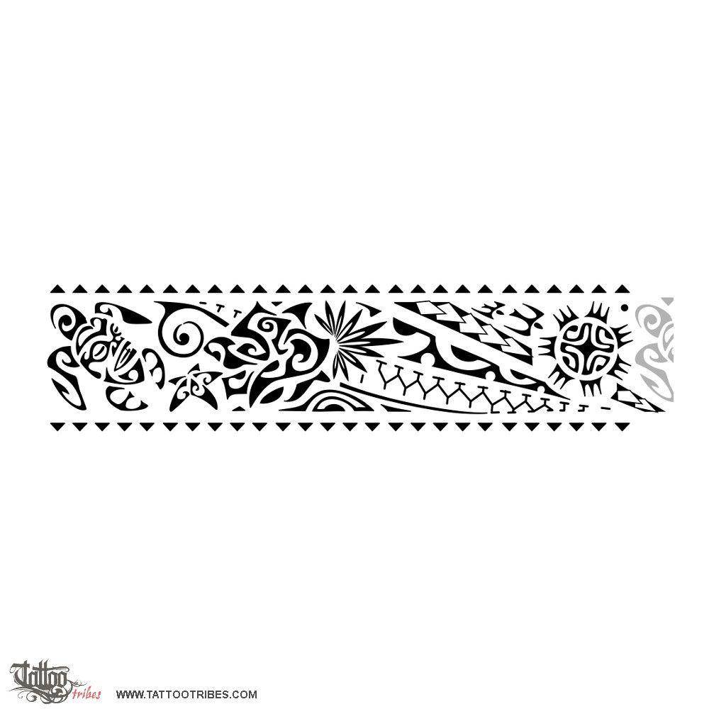 Maori Tattoo Armband: Épinglé Par TattooTribes .com Sur TattooTribes Tattoos
