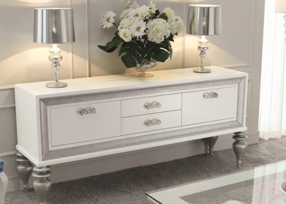 Aparador bufetera aparadores bufeteras 2 pinterest muebles decoracion salon comedor - Mueble aparador ikea ...