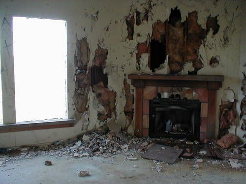 Pictures Inside Abandoned Homes   Panoramio - Photo of