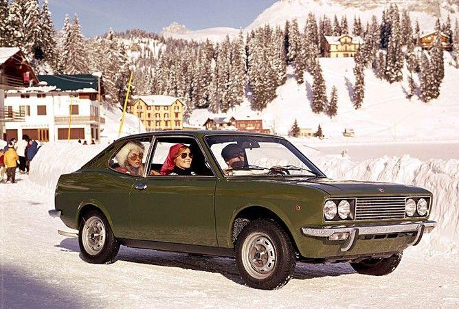 Fiat 128 Sport Coupe 1300 Sl Fiat 128 Fiat Fiat Cars