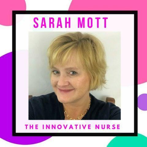 Sarah Mott Nurse Mott Stethoscope Holder