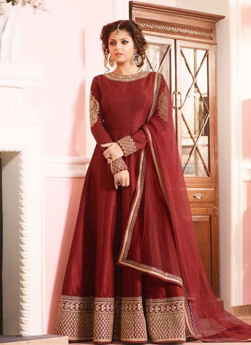 2fb33f17e8 Buy #Drashti #Dhami Special Anarkali Salwar Suits Online in india at Discount  Price Contact us: +91-9824678889 Email id: sales@manjaree.in