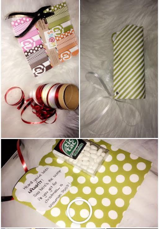 Easy Diy Secret Santa Gift Funny Secret Santa Diy Secret