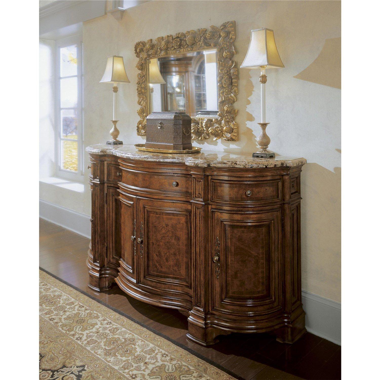 Universal Furniture 409679 C Villa Cortina Sideboard Credenza