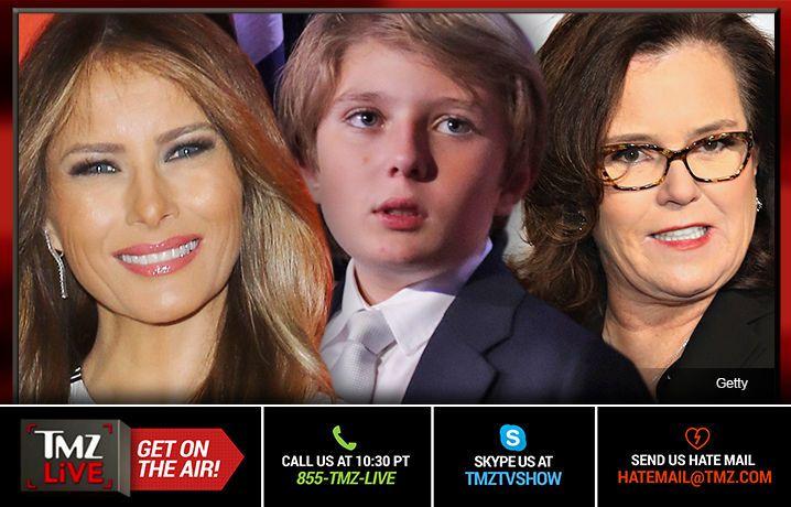 TMZ Live: Melania Trump: Major Victory in Bullying Controversy http://www.tmz.com/2016/11/29/tmz-live?utm_source=rss&utm_medium=Sendible&utm_campaign=RSS