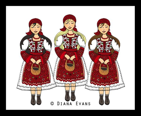Croatian Folklore