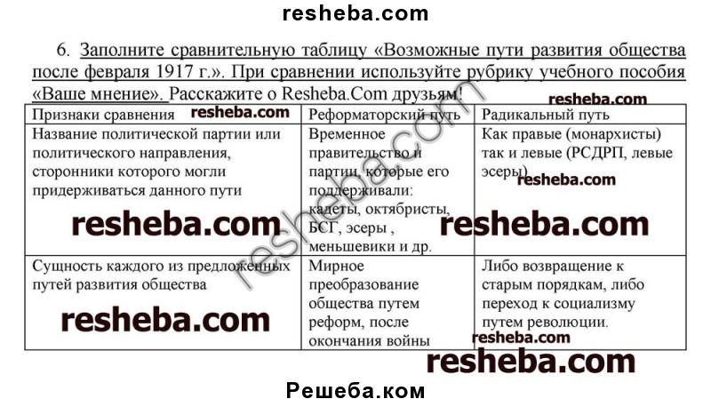 Спиши.ру по всеобщей истории средних веков 6 класс е.а.крючкова рабочая тетрадь