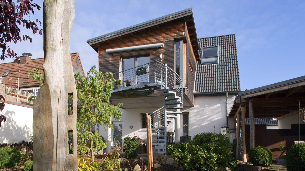 Pin Von Carla Hupfmann Auf Umbau Dachgeschoss Anbau Und Dachschrage