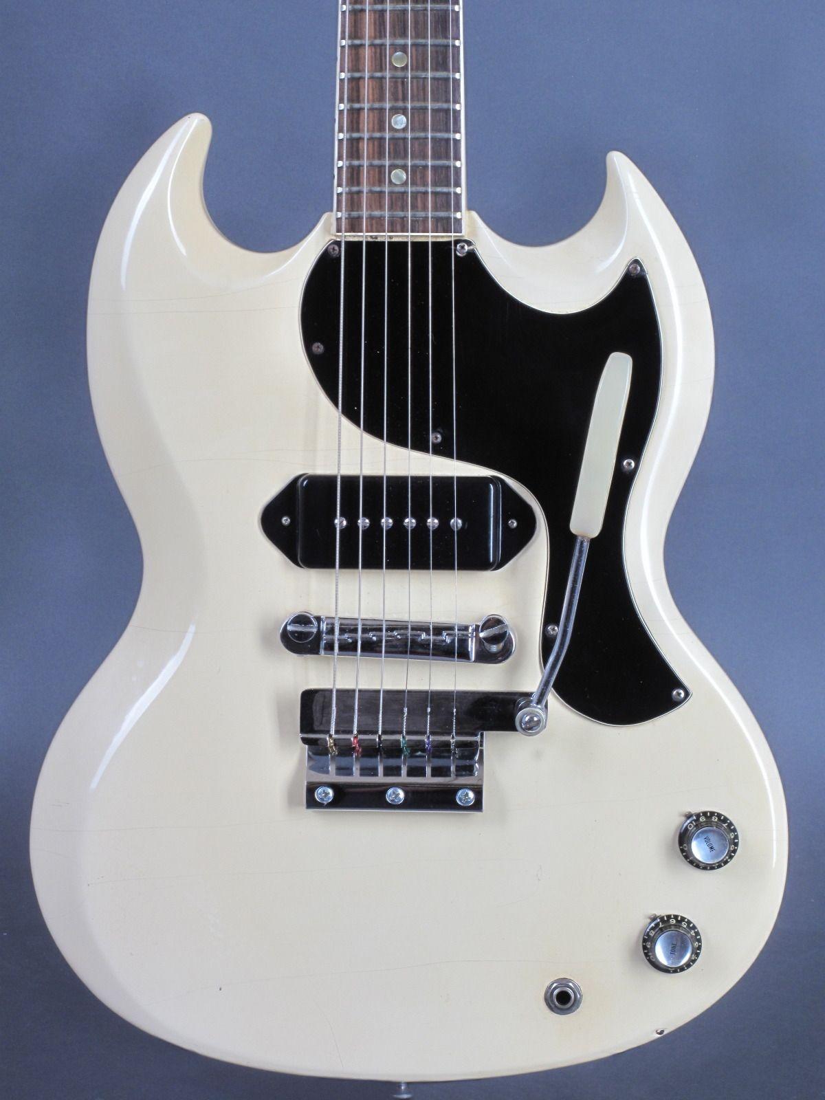 1965 Gibson SG Junior Gibson Sg Junior, Pick Up, Guitars, Vintage Guitars