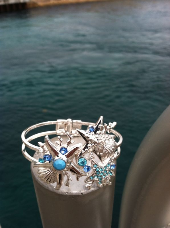 Great new nautical bracelets $1500 TO PURCHASE COMMENT SOLD WITH - invoice for you