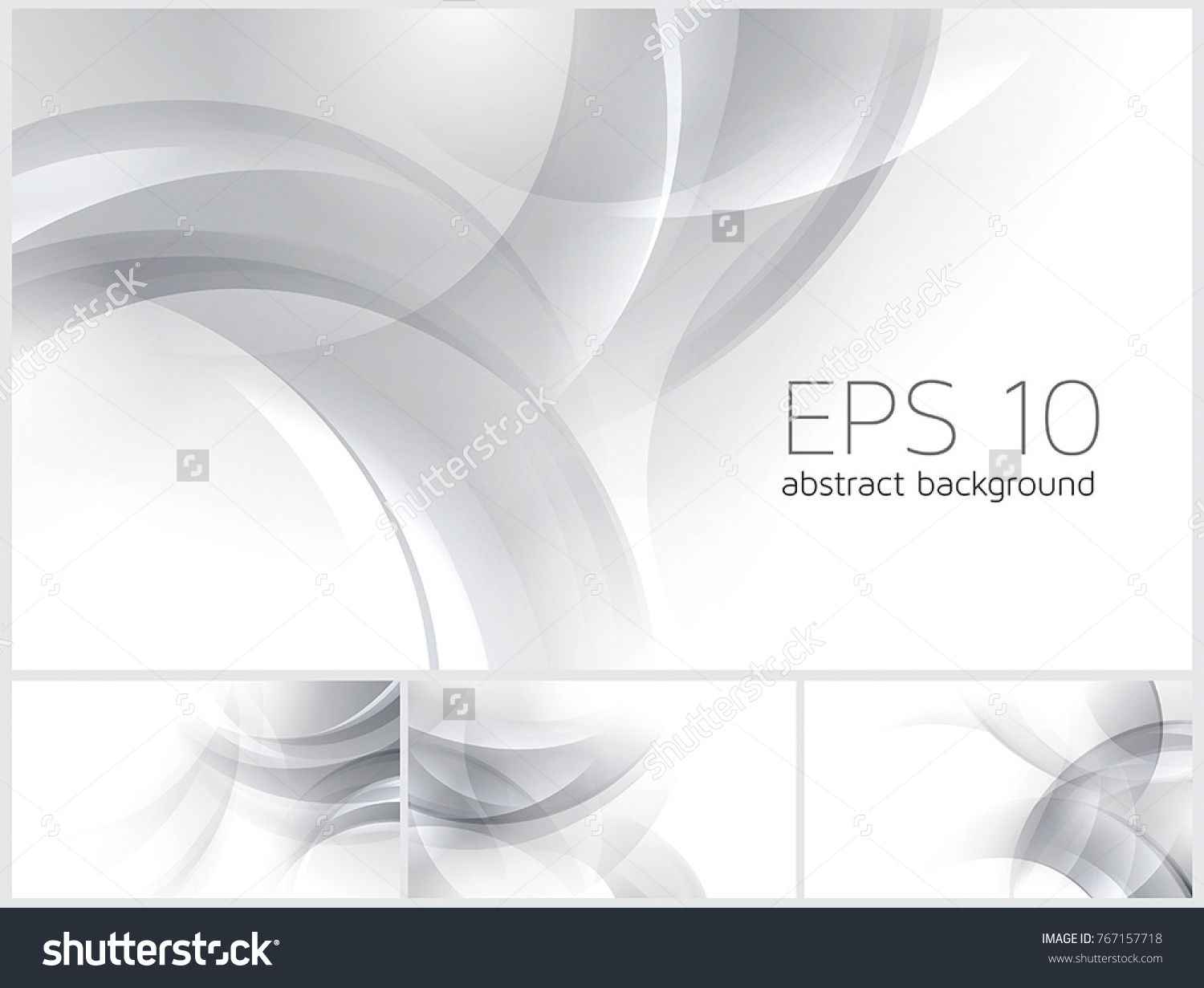 Circle Abstract Background Vector Series Suitable For Your Design