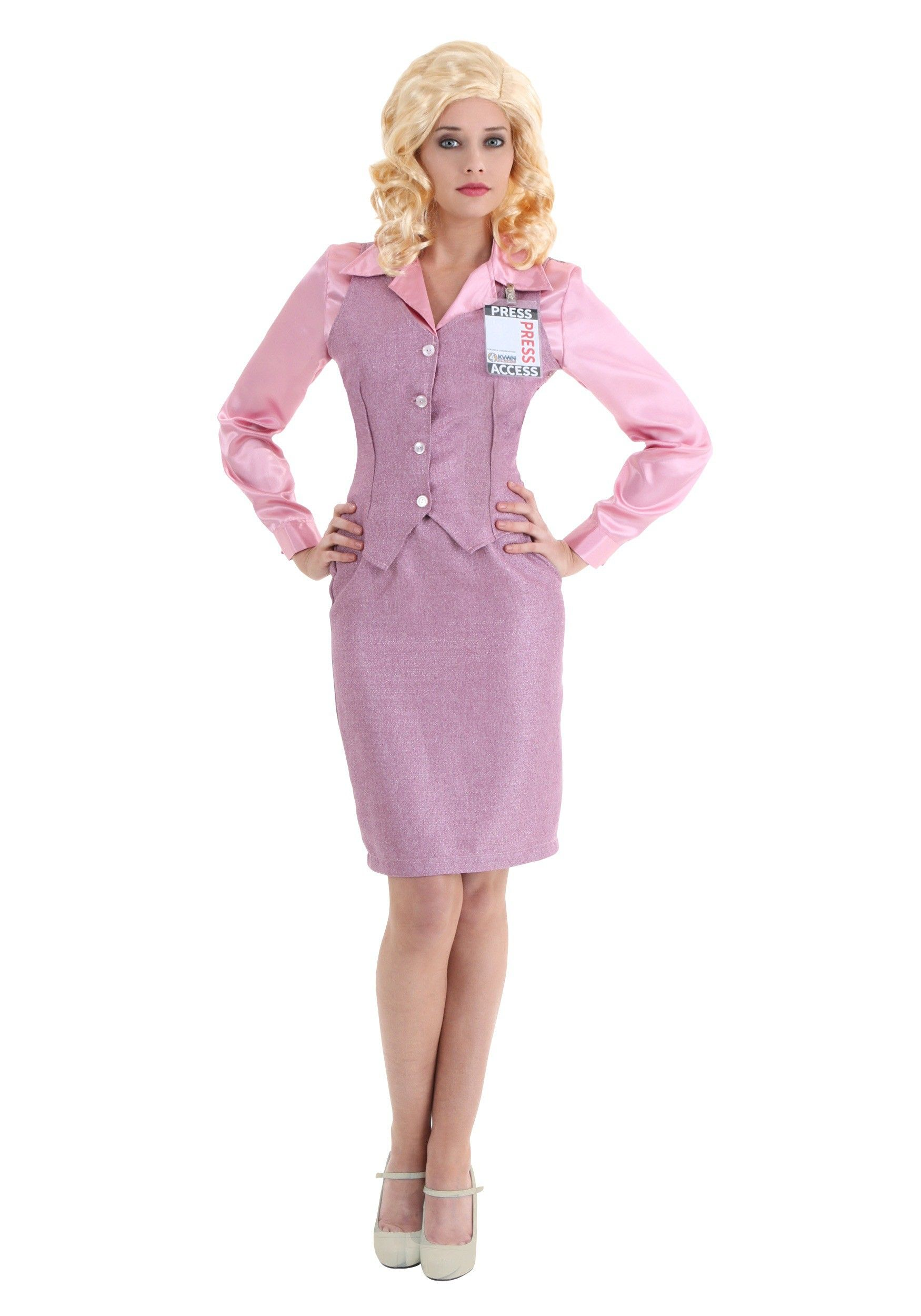 Veronica Corningstone Costume Costumes for women