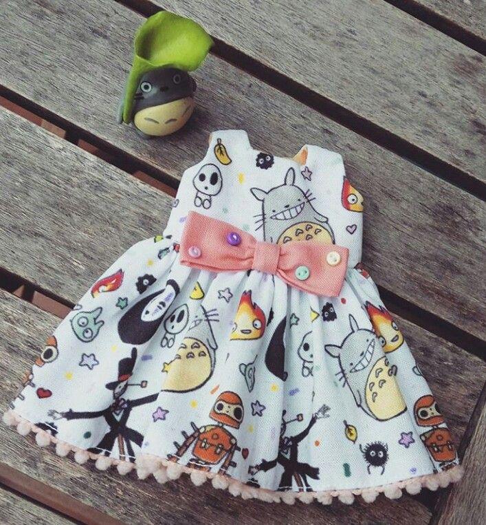 Love this studio ghibli fabric Totoro nursery, Studio