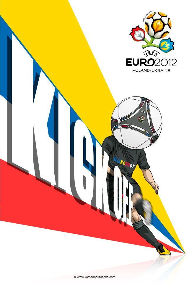 Kick Off of the Euro 2012!