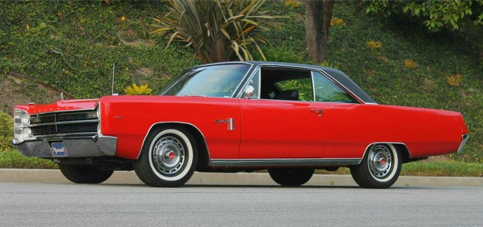 1967 Plymouth Sport Fury 2Door Hardtop Chrysler cars
