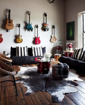 Hanging Guitar Design Ideas Pictures Remodel And Decor Page 7