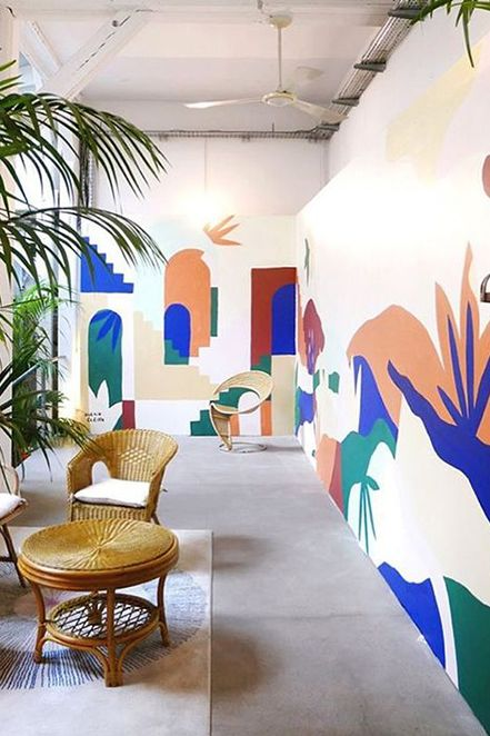 In Living Color: Bright, Vibrant Happy Rooms - Mar