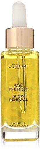 L'Oreal Age Perfect Hydra-Nutrition Glow Renewal Facial Oil 1 oz (Pack of 2) >>> Find out more about the great product at the image link.
