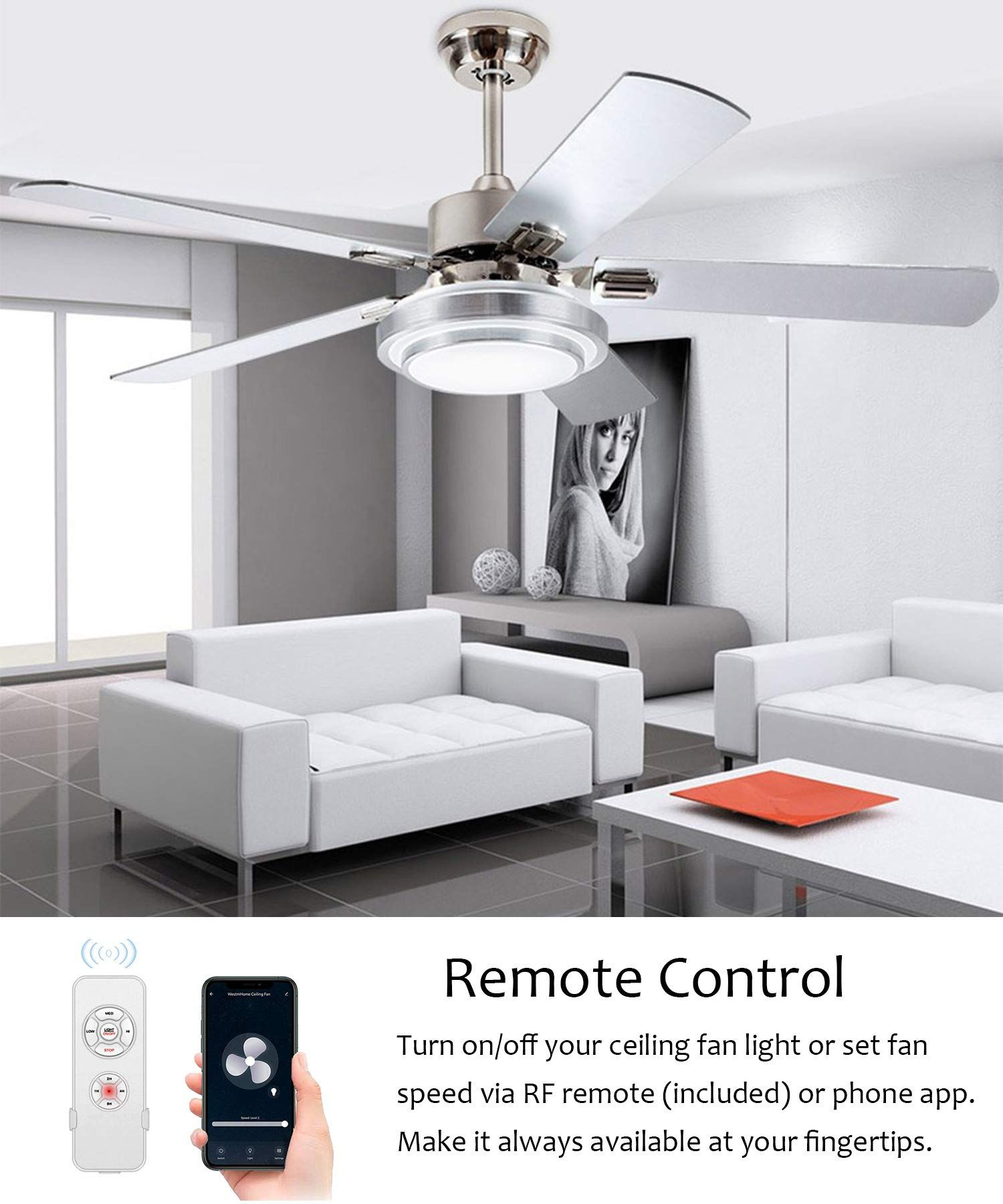 Pin On Ceiling Fans Remote control for ceiling fan
