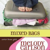 Mix six teenaged girls and one '60s fashion icon (retired, of course) in an old Victorian-era boarding home. Add boys and dating, a little high-school angst, and throw in a Kate Spade bag or two ... and you've got The Carter House Girls, Melody Carlson's chick lit series for young adults! When her mom died, DJ had to move in with her grandmother, internationally famous '60s fashion model Katherine Carter....