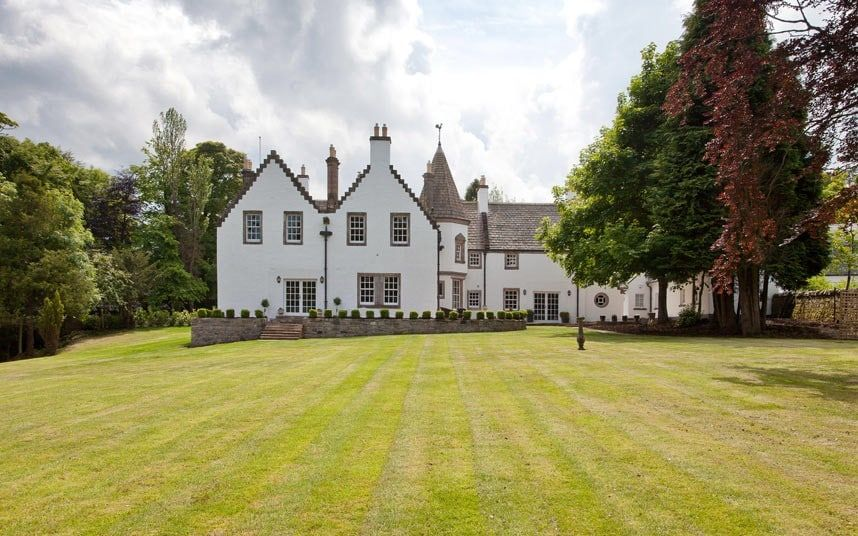 how to buy a house scotland