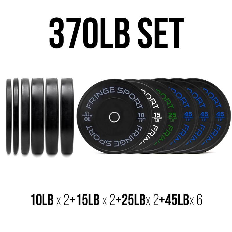 Contrast Bumper Plate Sets Olympic weights, Plate sets