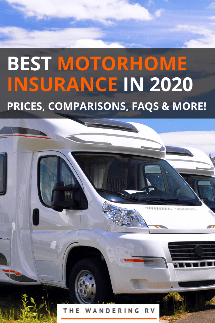 5 Best Motorhome Insurance Companies In 2020 Free Quotes More