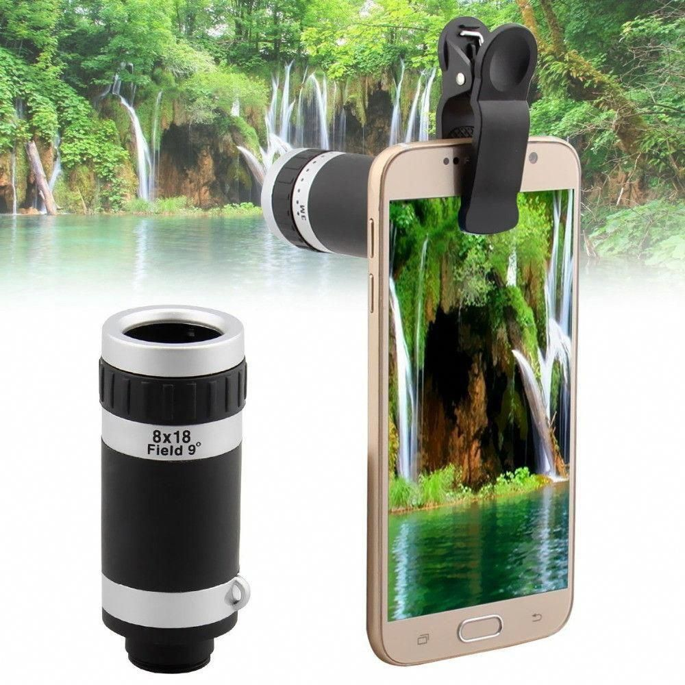 Universal 8x Mobile Phone Telescope Camera Lens 8x Zoom Phone